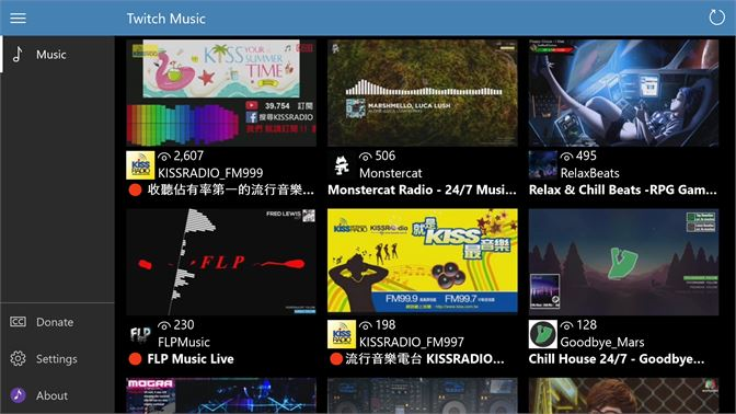 Get Twitch Music Background Player - Microsoft Store