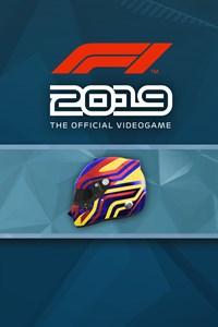 F1® 2019 WS: Helmet 'Striker'