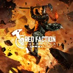 Red Faction Guerrilla Re-Mars-tered Logo