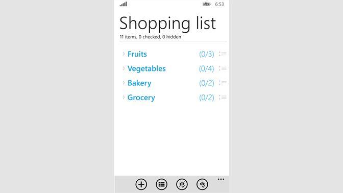 Get GoodAp Checklist - Microsoft Store