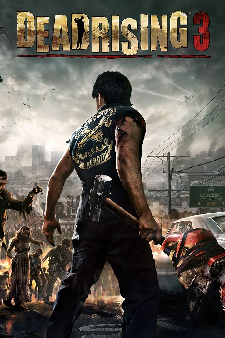 Buy Dead Rising 3: Apocalypse Edition - Microsoft Store en-IN