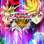 Yu-Gi-Oh! Legacy of the Duelist : Link Evolution Logo