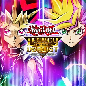 Yu-Gi-Oh! Legacy of the Duelist : Link Evolution Xbox One