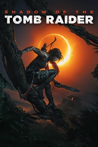 Carátula del juego Shadow of the Tomb Raider