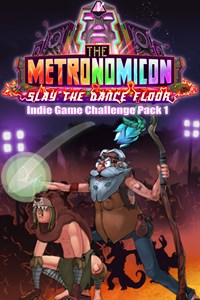 Carátula del juego The Metronomicon - Indie Game Challenge Pack 1