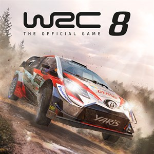 WRC 8 FIA World Rally Championship Xbox One