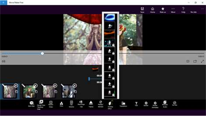free video editing software like movie maker