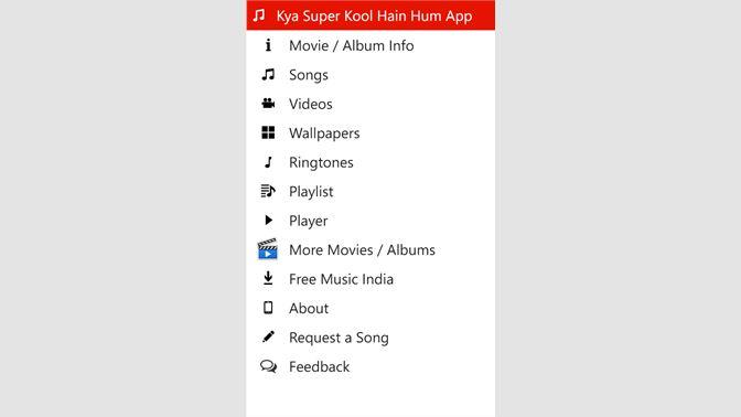 get kya super kool hain hum songs microsoft store en in