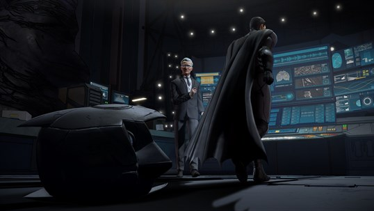 Batman: The Telltale Series screenshot 4