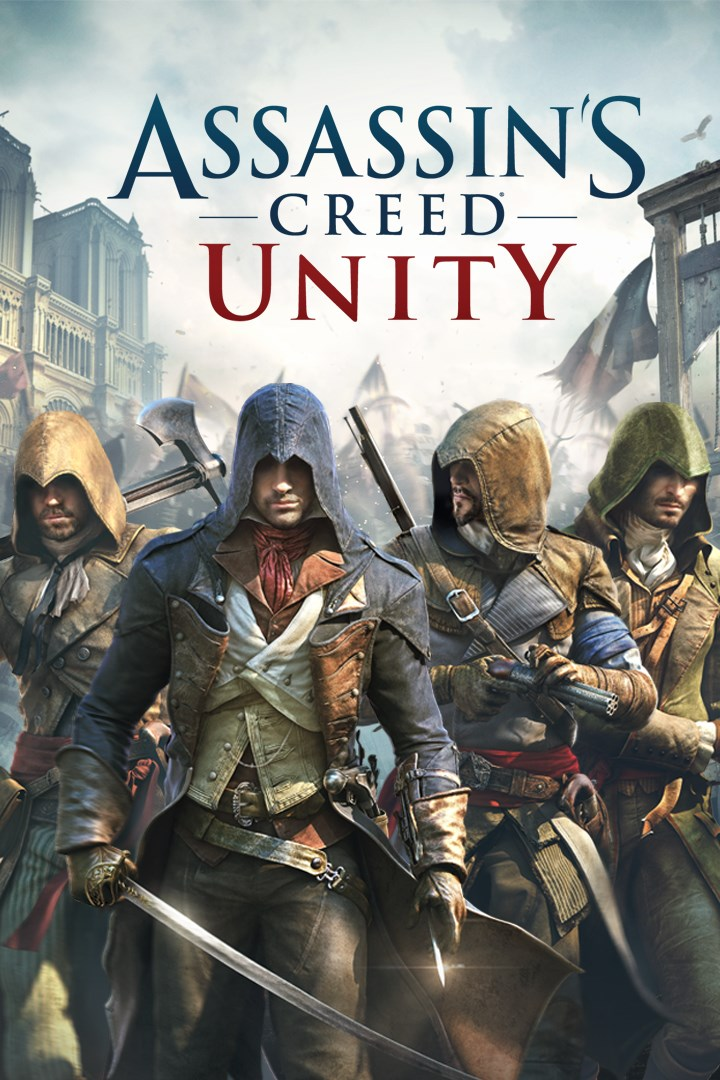 Buy Assassin S Creed Unity Microsoft Store En In