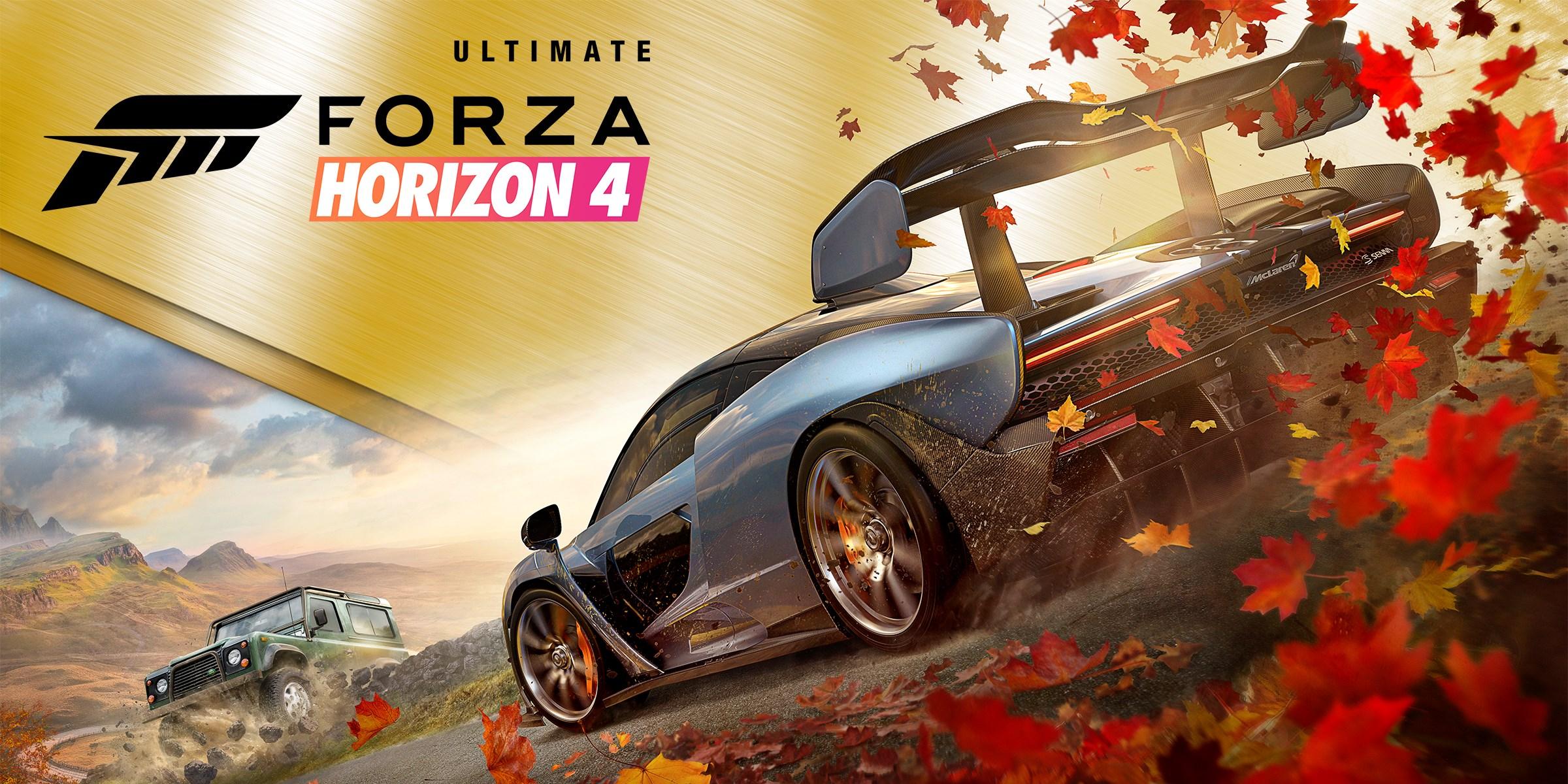 Скриншот №3 к Forza Horizon 4 ultimate-издание