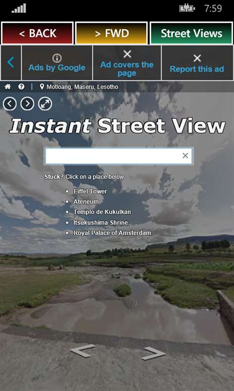 Get Street Views Microsoft Store - Google maps street view us windows 10