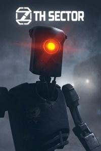 Carátula para el juego 7th Sector de Xbox 360