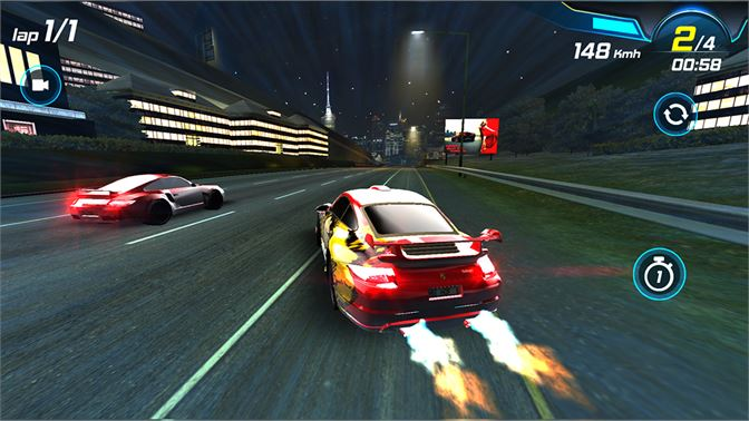 Get Car Racing 3d High On Fuel Microsoft Store