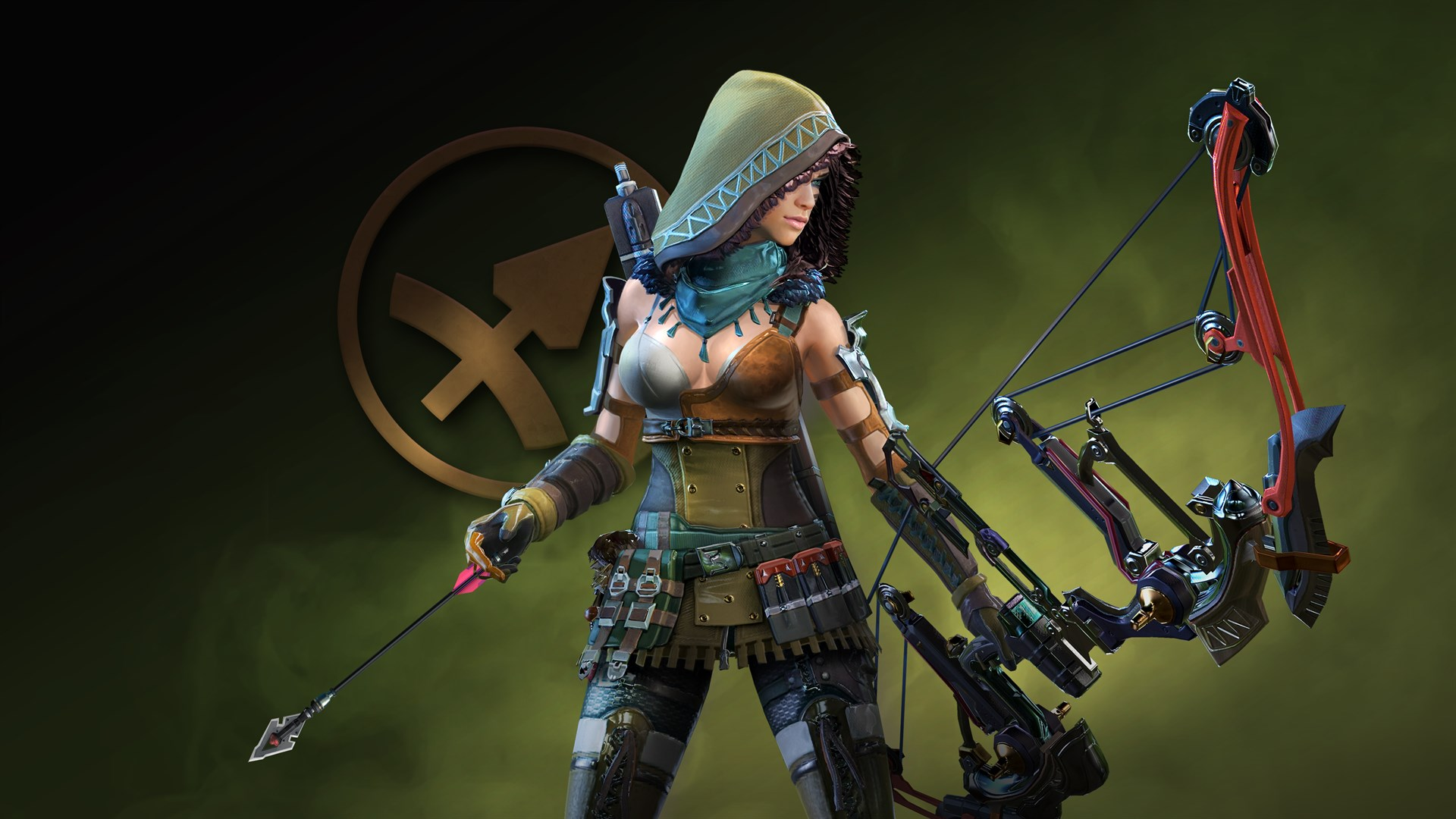 Skyforge: Archer Quickplay Pack
