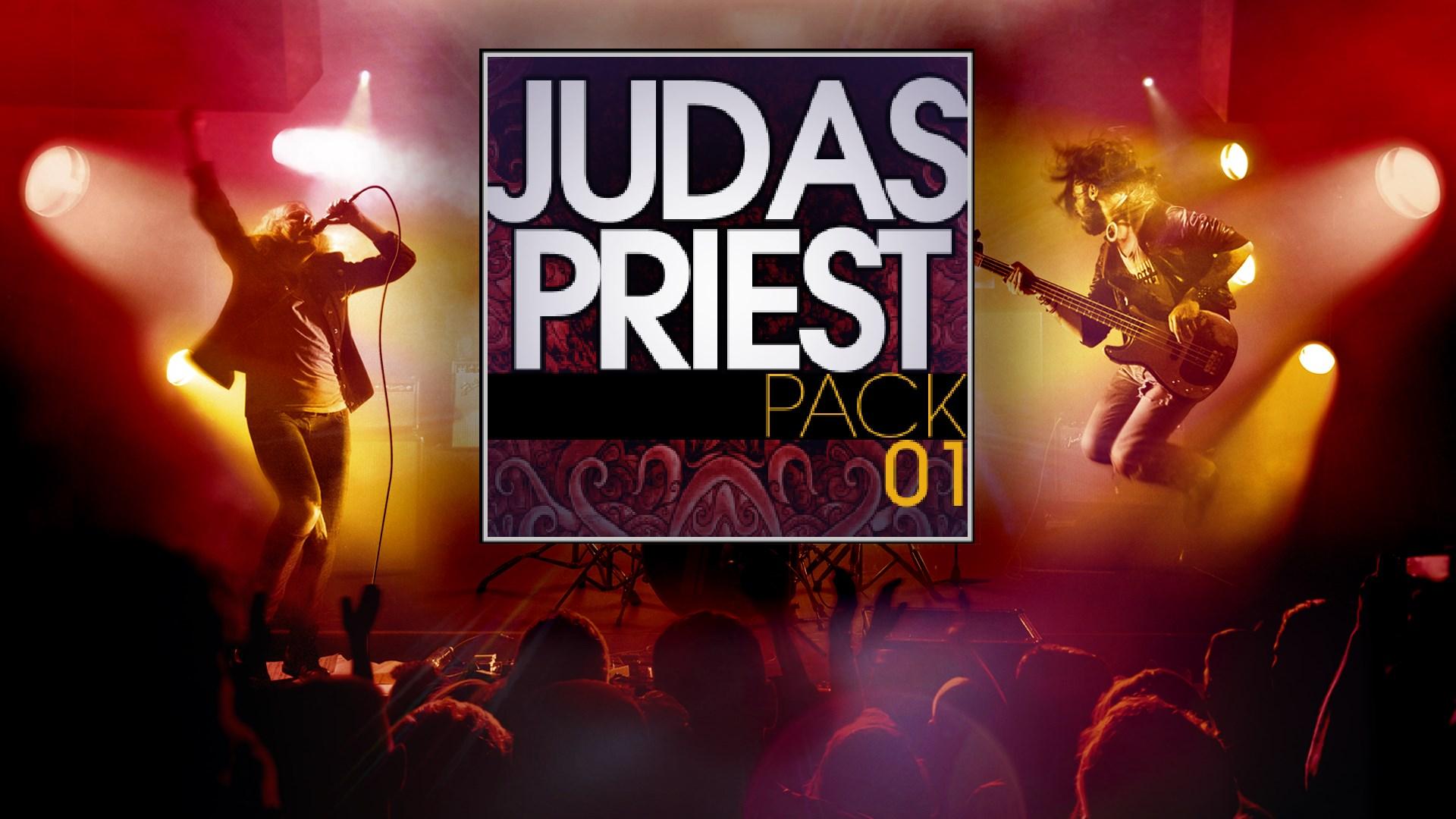 Judas Priest Pack 01
