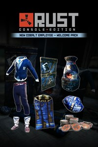 Rust Console Edition - New Cobalt Employee Welcome Pack