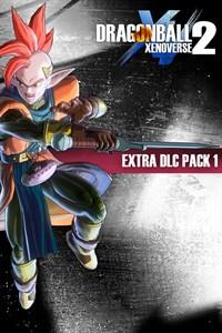 Carátula del juego DRAGON BALL XENOVERSE 2 - Extra DLC Pack 1