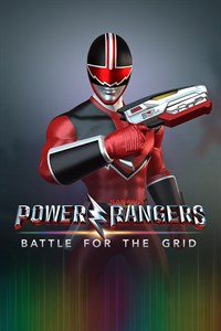 Eric Myers - Time Force Quantum Ranger Character Unlock