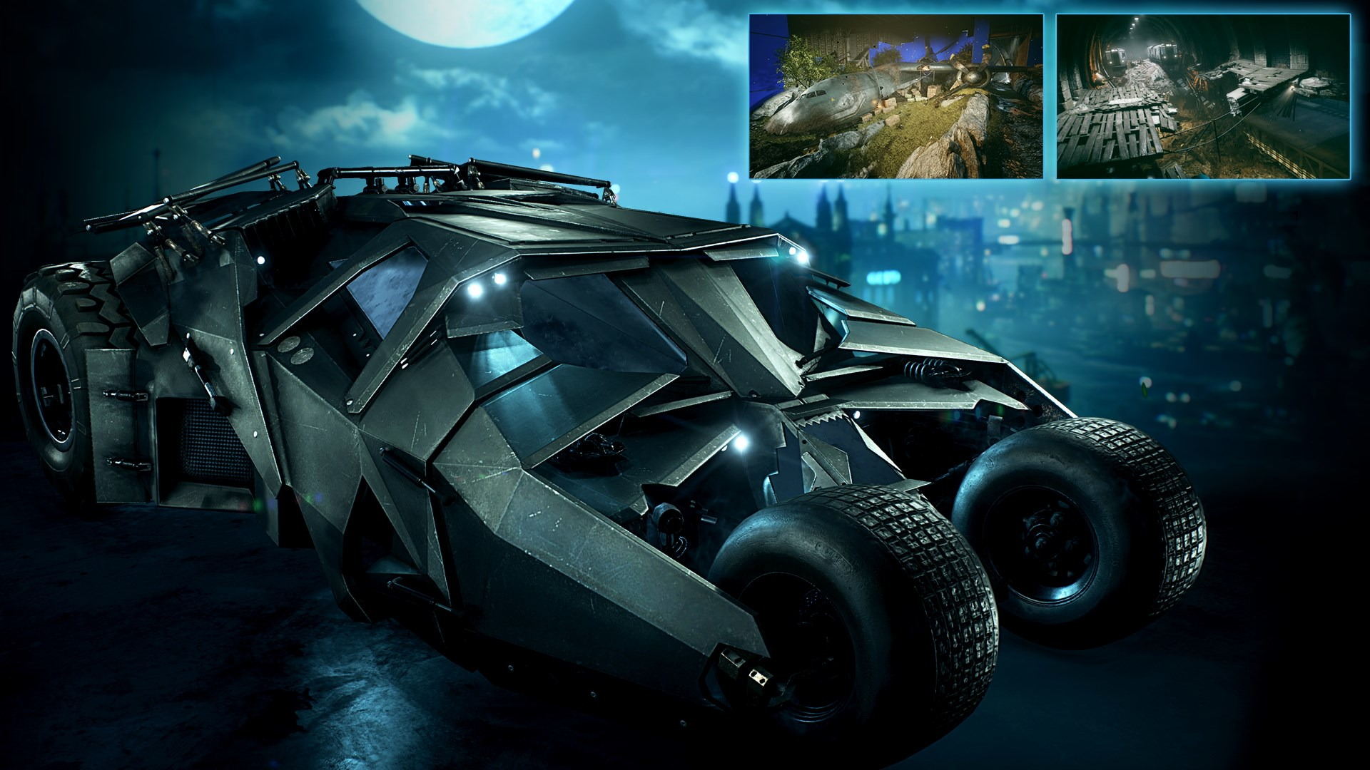 2008 Tumbler Batmobile Pack
