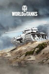 Carátula para el juego World of Tanks - Captured KV-1 de Xbox 360