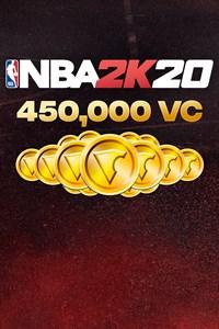 Carátula del juego 450,000 VC (NBA 2K20)