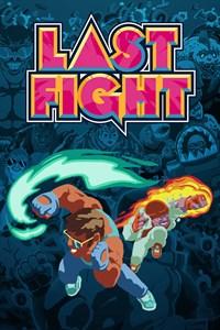 Carátula del juego LASTFIGHT