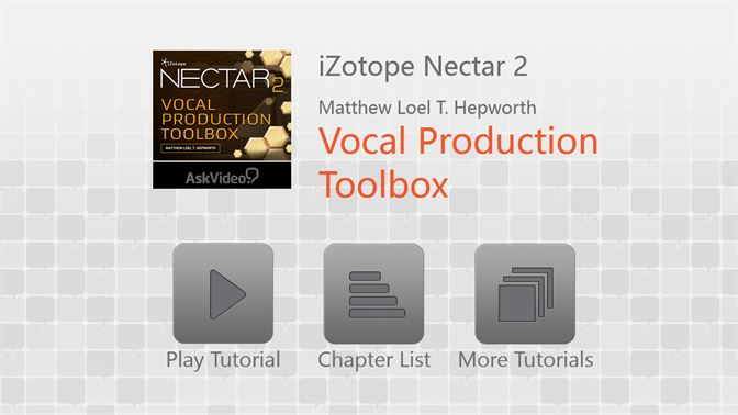 Buy Vocals in iZotope Nectar 2 - Microsoft Store