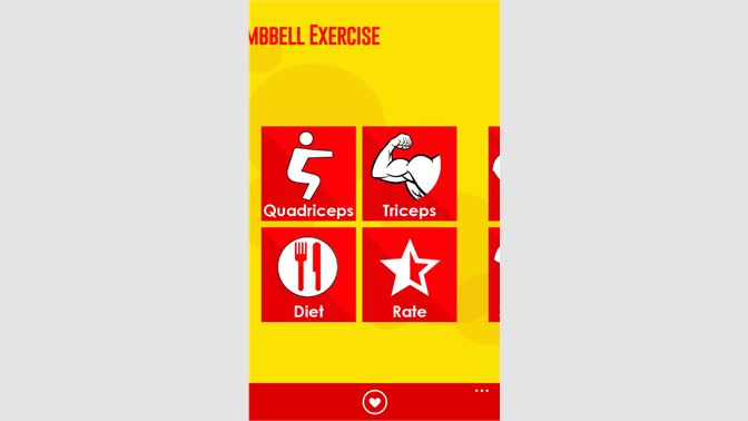 Get Dumbbell Exercise - Microsoft Store