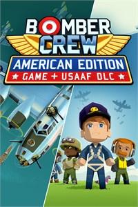 Carátula para el juego Bomber Crew: American Edition de Xbox 360