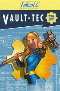 Carátula del juego Fallout 4: Vault-Tec Workshop