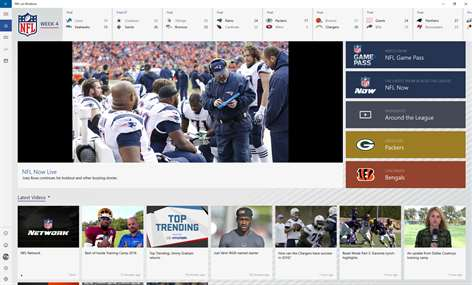 NFL on Windows Screenshots 1