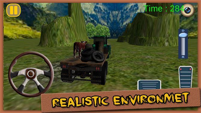 Get Farm Tractor Simulation - Microsoft Store