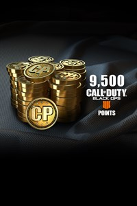 9500 punktów Call of Duty®: Black Ops 4