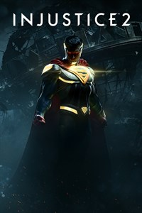 Carátula del juego Injustice 2 - Standard Edition