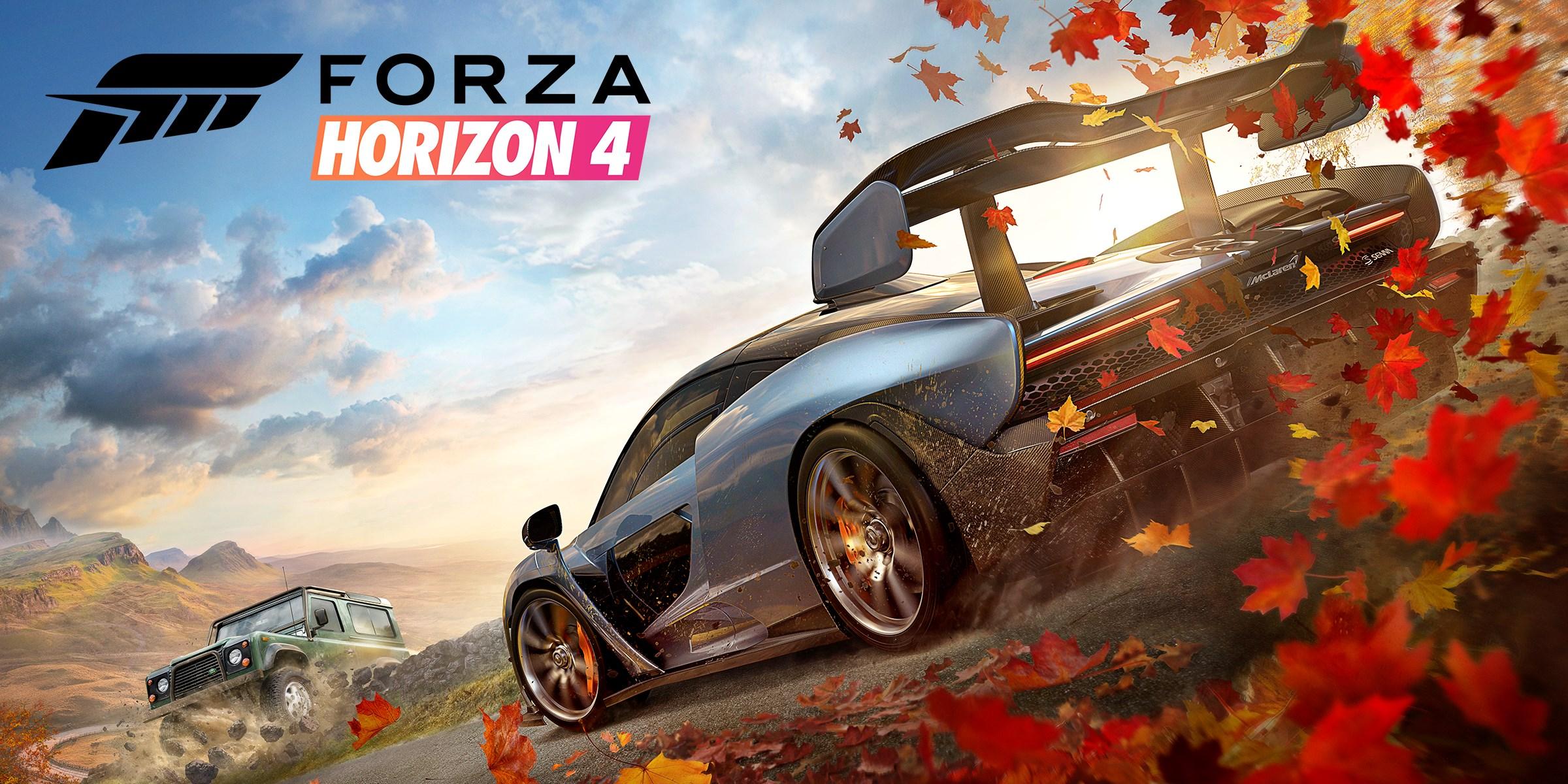 Скриншот №8 к Forza Horizon 4 стандартное издание