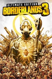 Carátula para el juego Borderlands 3: Ultimate Edition de Xbox 360