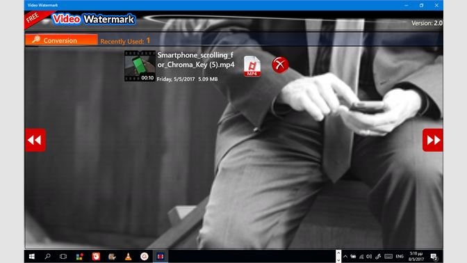 Get video watermark microsoft store devices video library screenshot 9 recent video list reheart Images