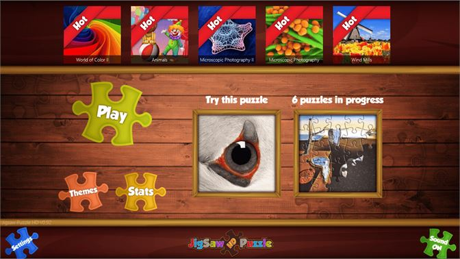 Get Jigsaw Puzzle HD - Microsoft Store