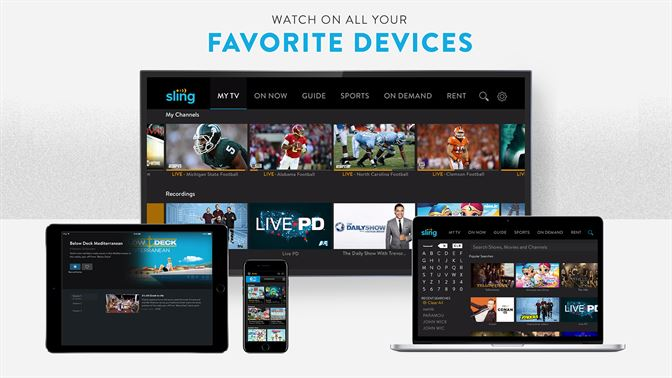 Get Sling TV - Microsoft Store