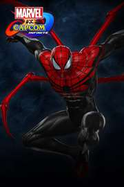 Carátula del juego Marvel vs. Capcom: Infinite - Superior Spider-Man Costume