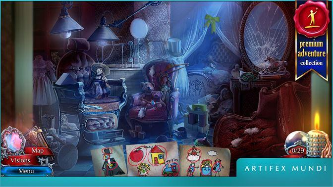 Get Scarlett Mysteries: Cursed Child - Microsoft Store