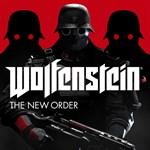 Wolfenstein: The New Order Logo