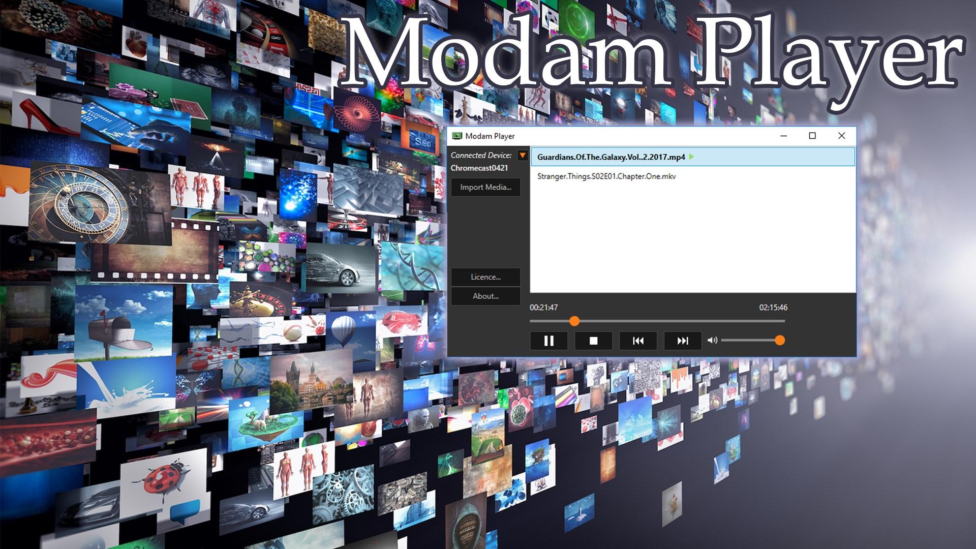 Buy Stream Modam Player - Microsoft Store