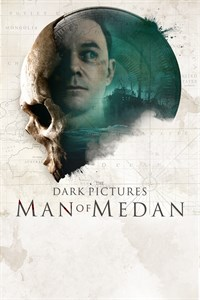 Carátula para el juego The Dark Pictures Anthology: Man Of Medan de Xbox 360