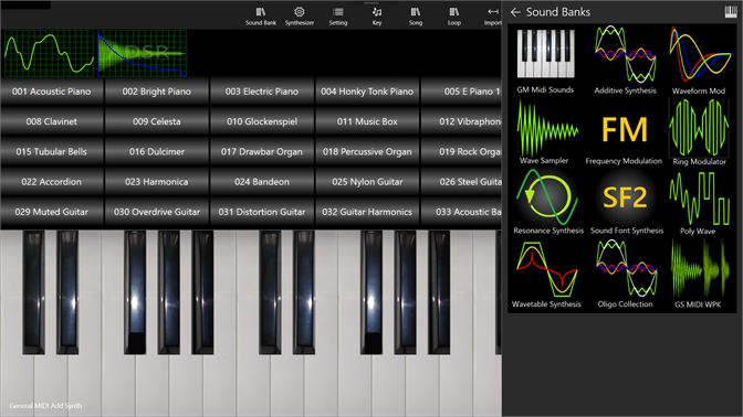 Get Synthesizer Keyboard - Microsoft Store