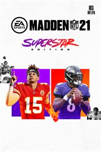 Madden NFL 21 Superstar Edition para Xbox One e Xbox Series X|S