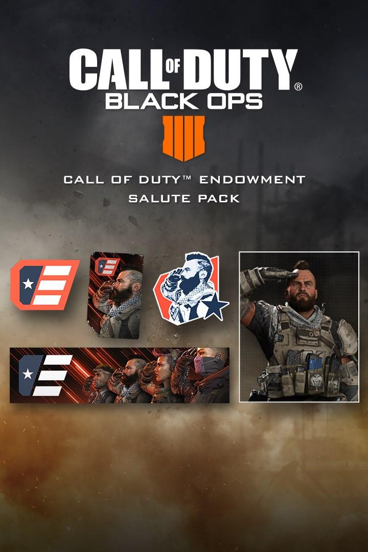 Buy Call Of Duty Black Ops 4 C O D E Salute Pack Microsoft