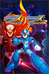 Carátula del juego Mega Man X Legacy Collection 1+2
