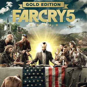 Far Cry®5 Gold Edition Xbox One